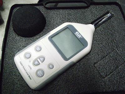 家庭用騒音計GS-04